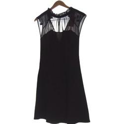 Vêtements Femme Robes courtes Fornarina Robe Courte  34 - T0 - Xs Noir