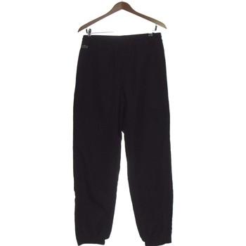 Vêtements Homme Pantalons fluides / Sarouels Lacoste Pantalon Droit Homme  40 - T3 - L Noir