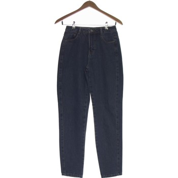 Vêtements Femme Jeans slim Zara Jean Slim Femme  32 Bleu