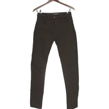 Vêtements Femme Jeans slim Promod Jean Slim Femme  36 - T1 - S Vert