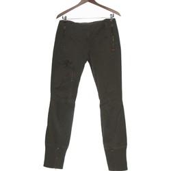 Vêtements Femme Chinos / Carrots Miss Sixty Pantalon Slim Femme  36 - T1 - S Vert