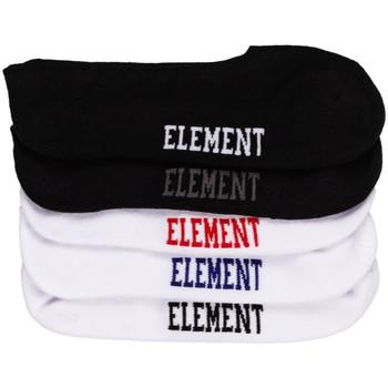 Accessoires Homme Chaussettes Element Low-rise socks 5 p. Multicolore