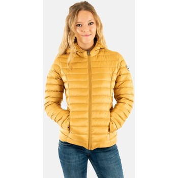Vêtements Femme Doudounes JOTT doudoune cloe ml capuche 705 bronze jaune