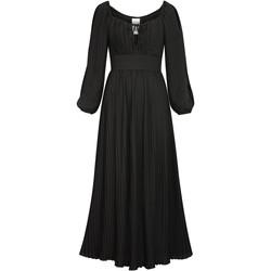 Vêtements Femme Robes longues Chic Star 86450 Noir