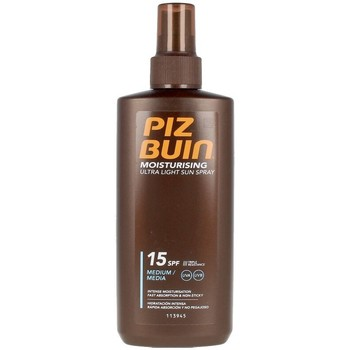 Beauté Protections solaires Piz Buin SPRAY SOLAIRE HYDRATANT ULTRA L?GER SPF15 200ML