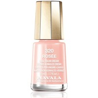 Beauté Femme Vernis à ongles Mavala COLORATION ONGLES 320-ROSEE 5ML