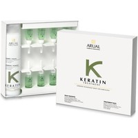 Beauté Femme Shampooings Arual KERATIN SHAMPOOING PACK 251ML + BLISTERS 8 UNIT?S