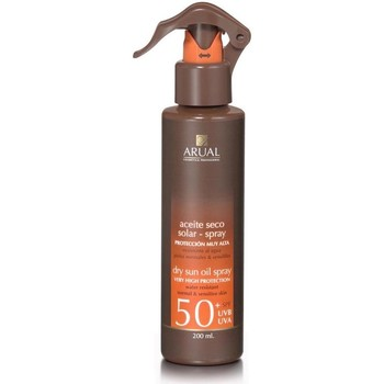 Beauté Femme Protections solaires Arual SOLAR HUILE S?CHE SPRAY SPF50 201ML