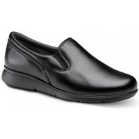 Chaussures Mocassins Feliz Caminar CHAUSSURE DE TRAVAIL UNISEXE BERTA Noir