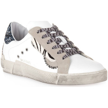 Chaussures Femme Baskets basses At Go GO 4110 GALAXY BIANCO Bianco