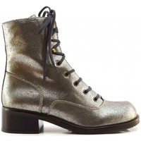 Chaussures Femme Boots Chie Mihara TOMEU Gris