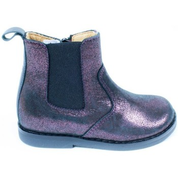 Chaussures Fille Bottines Froddo Bottines cuir bordeaux