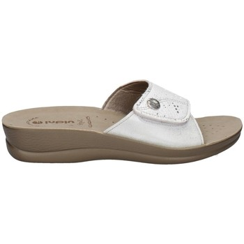 Chaussures Femme Mules Inblu VR 57 BLANCHE