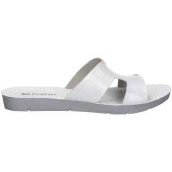 Chaussures Femme Mules Inblu ME A37 BLANCHE