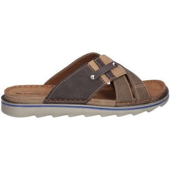 Chaussures Homme Mules Inblu BU 1 MARRON