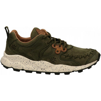 Chaussures Homme Baskets basses Flower Mountain YAMANO military