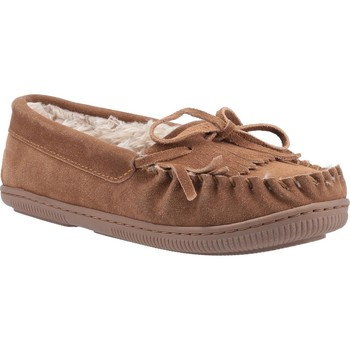 Chaussures Fille Chaussons Hush puppies HPW1000-68-1-3 Addy Bronzer