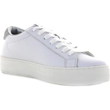 Chaussures Femme Baskets basses Sun68 Z41233 4344 Bianco / argento