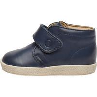 Chaussures Garçon Boots Falcotto CONTE VL-chaussure en nappa avec velcro® marine