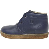 Chaussures Baskets montantes Falcotto CONTE-à lacet marine