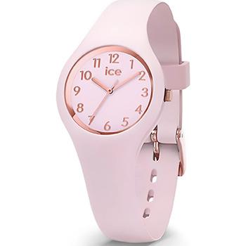 Montres & Bijoux Femme Montres Analogiques Ice Watch Montre Femme  en Silicone Rose Rose