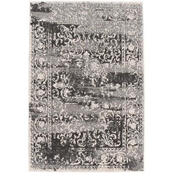 Maison & Déco Tapis Unamourdetapis Tapis d'orient Af Vinfor Gris 60x110 cm Gris