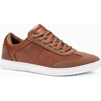 Chaussures Homme Baskets basses Monsieurmode Basket fashion homme Basket 373 marron Marron