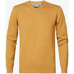 Vêtements Homme Pulls Petrol Industries KWR201 1092 BLAZING SAND Jaune