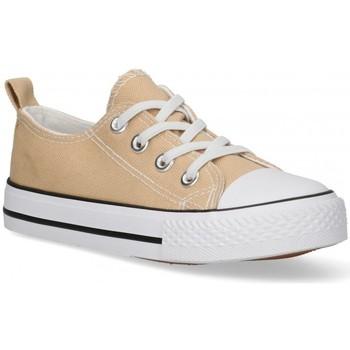 Chaussures Garçon Baskets basses Luna Collection 58049 Marron