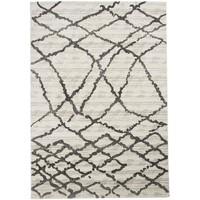 Maison & Déco Tapis Unamourdetapis Tapis design et moderne Naillifo Blanc 160x230 cm Blanc