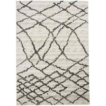 Maison & Déco Tapis Unamourdetapis Tapis design et moderne Naillifo Blanc 80x150 cm Blanc