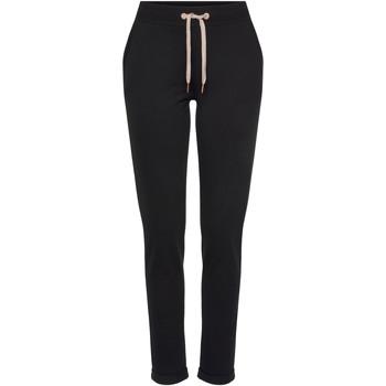 Vêtements Femme Pantalons de survêtement Lascana Pantalon Loungewear Noir