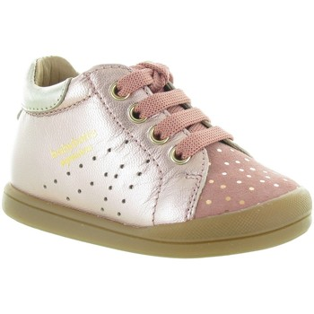 Chaussures Femme Baskets montantes Babybotte FASTY Rose