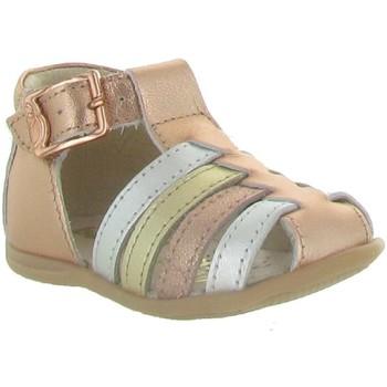 Chaussures Femme Sandales et Nu-pieds Bellamy DAX Rose