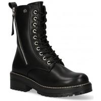 Chaussures Femme Boots Etika 55060 Noir