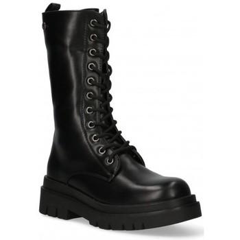 Chaussures Femme Bottes ville Etika 55064 Noir