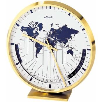 Maison & Déco Horloges Hermle 22704-002100, Quartz, White, Analogue, Classic Blanc