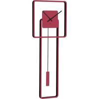 Maison & Déco Horloges Hermle 61022-362200, Quartz, Red, Analogue, Modern Rouge