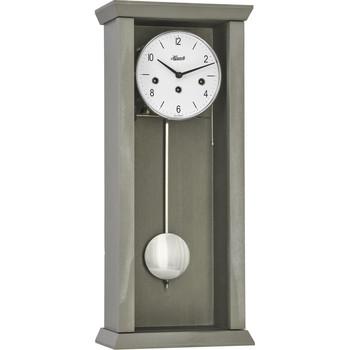 Maison & Déco Horloges Hermle 71002-L12200, Mechanical, White, Analogue, Rustic Blanc