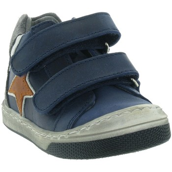Chaussures Garçon Baskets basses Bellamy GANKO Bleu
