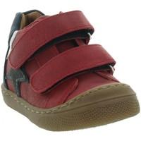 Chaussures Garçon Baskets basses Bellamy GANKO Rouge