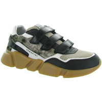 Chaussures Femme Baskets basses Serafini OREGON 15 Beige
