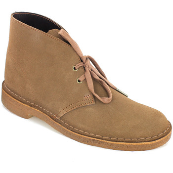 Chaussures Homme Boots Clarks DESERT BOOT 2 H COLA S