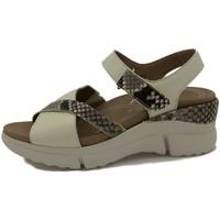 Chaussures Femme Sandales et Nu-pieds Piesanto 210875 Blanco