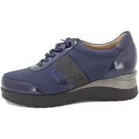 Chaussures Femme Derbies Piesanto 215751 Azul