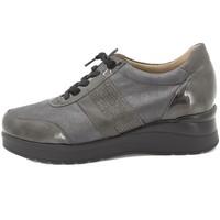 Chaussures Femme Derbies Piesanto 215751 Gris