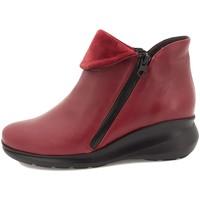Chaussures Femme Bottines Piesanto 215857 Burdeo