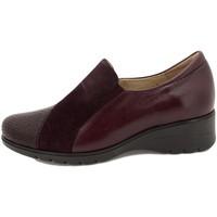 Chaussures Femme Bottines Piesanto 215955 Burdeo