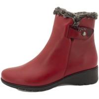 Chaussures Femme Bottines Piesanto 215974 Burdeo