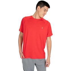 Vêtements Homme T-shirts & Polos Spyder T-Shirt séchage rapide pour homme Rouge